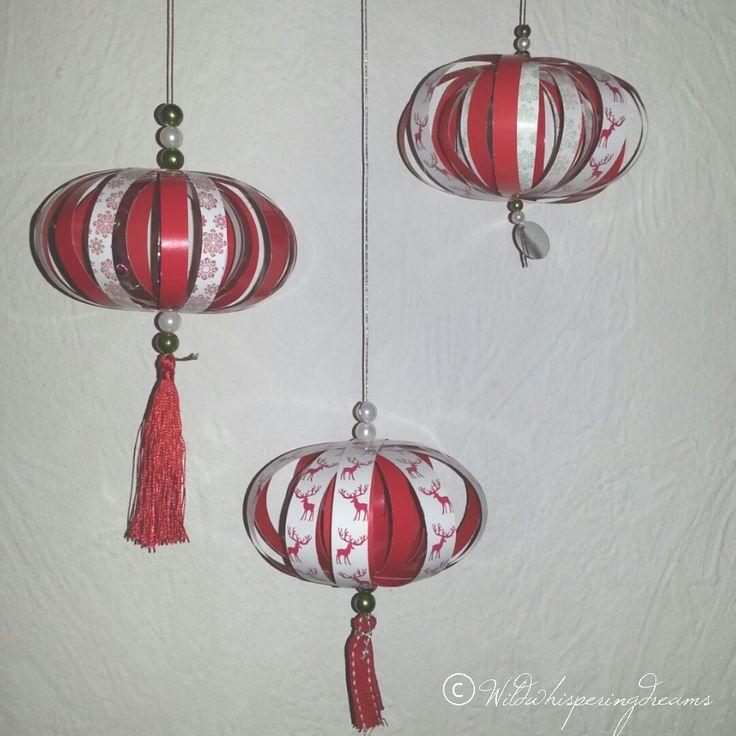 Weihnachtsdeko selbstgemacht... DIY  Xmas Decoration... New Post online