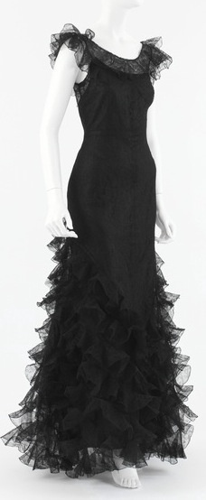 ~Chanel Dress - 1932 - House of Chanel - Design by Gabrielle 'Coco' Chanel - Silk - The Metropolitan Museum of Art~