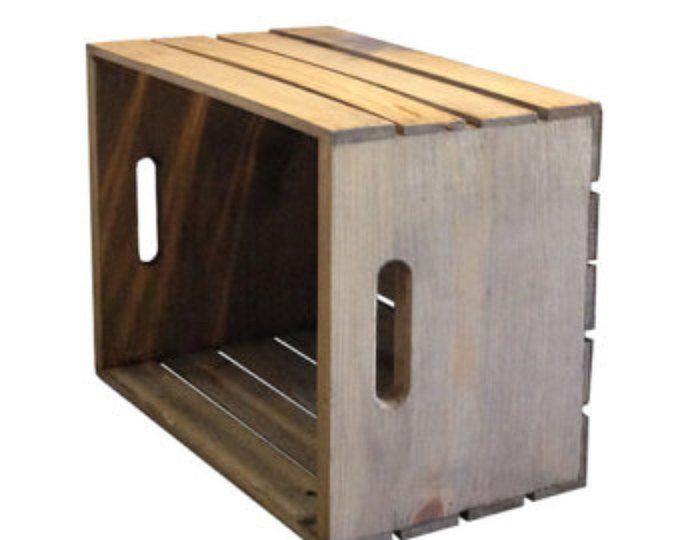 Spa Style Crate Shelf Towel Rack Crate Bathroom Organizer | Etsy  – Stuff to buy