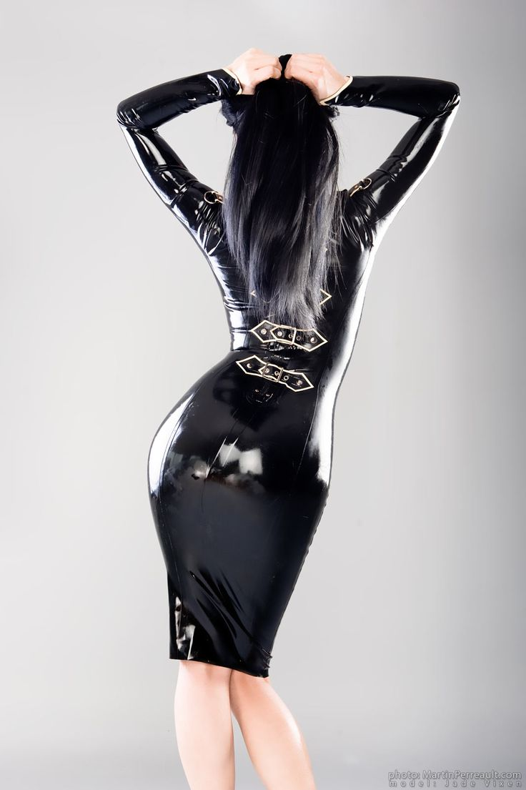 latexfetish anal toy