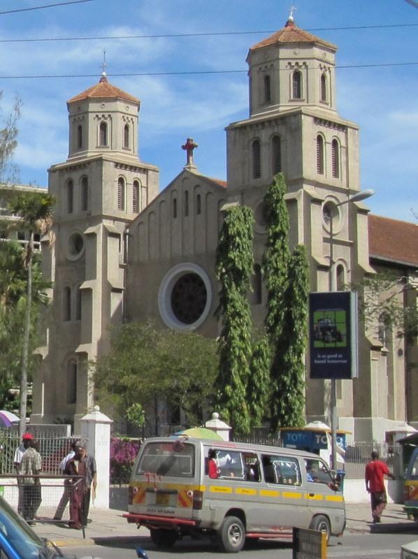 catholic churches in kenya photos -