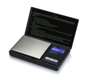 American Weigh Scales AWS 1KG Digital Pocket Scale Review - WeedGrinderBlog.com