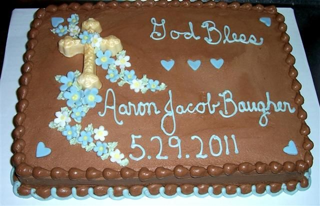 The 25 Best Baptism Sheet Cake Ideas On Pinterest Baby