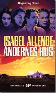 ÅNDERNES HUS - Isabel Allende