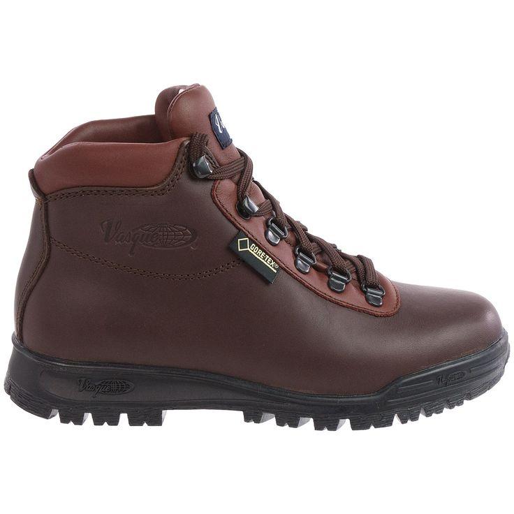 Vasque Sundowner Gore-Tex® Hiking Boots - Waterproof (For Women) in Burgundy
