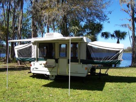 pop up camper rental
