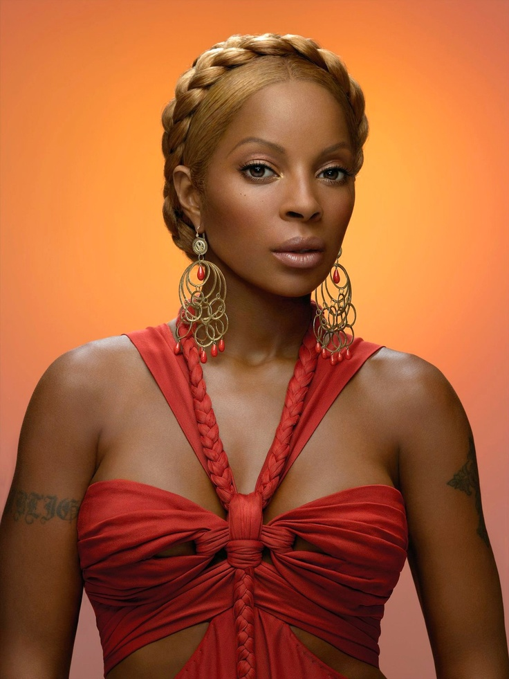 Mary J. Blige STOP SLAVERY AND RACIAL PROFILING IN GEORGIA