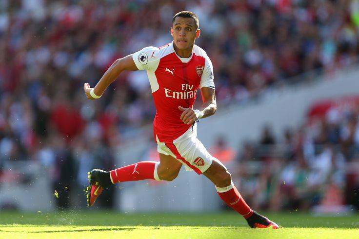 Alexis / Arsenal Vs. Liverpool