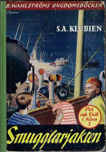 Smugglarjakten av S.A. Klubien