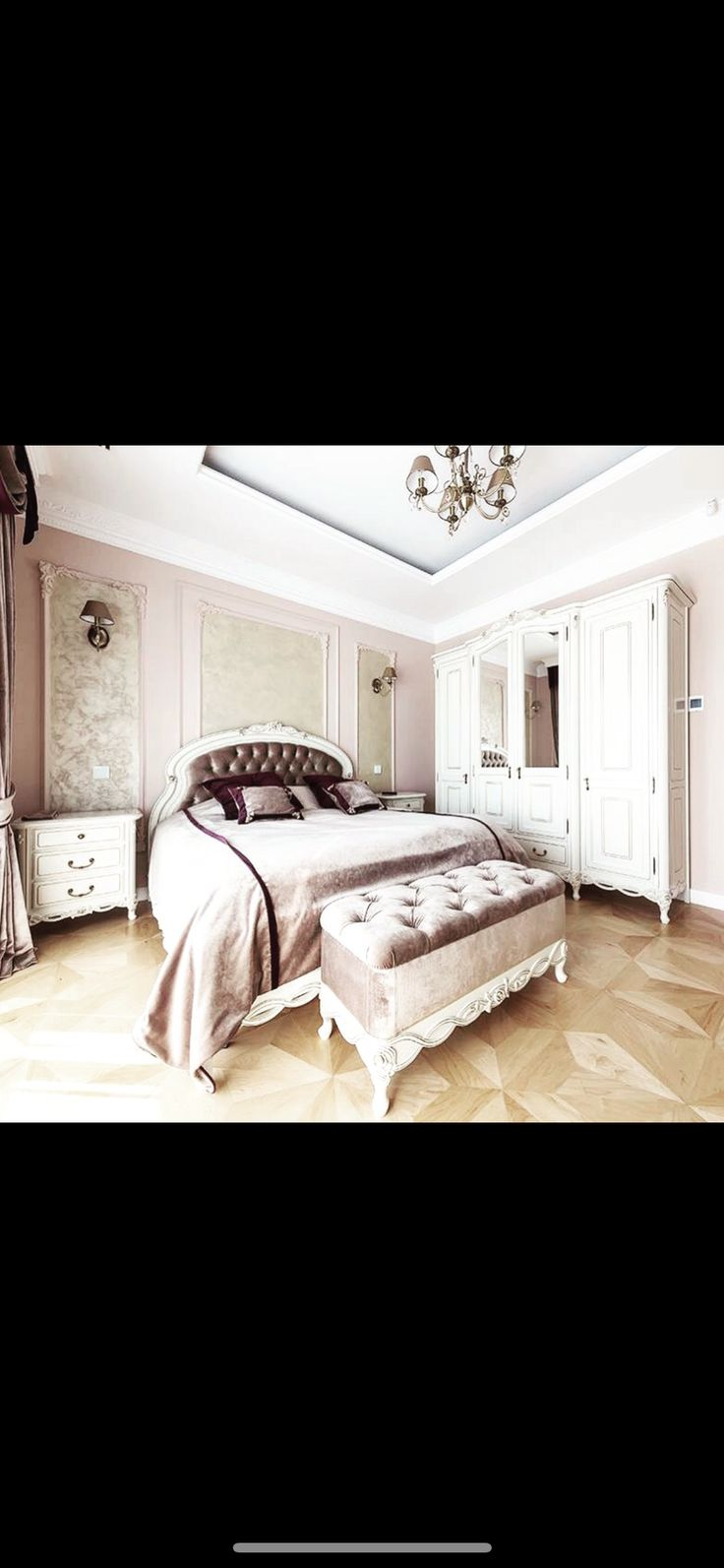 Flora collection. FLORA bedroom. Simex furniture, romanian brand! Hand-crafted solid wood furniture!