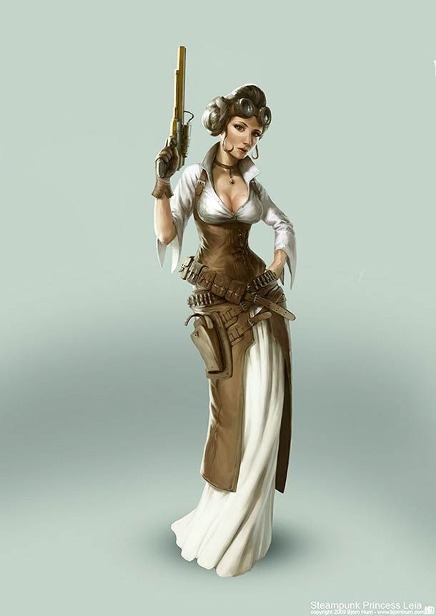 This is the Princess Leia costume that could finally turn me onto cosplaying.