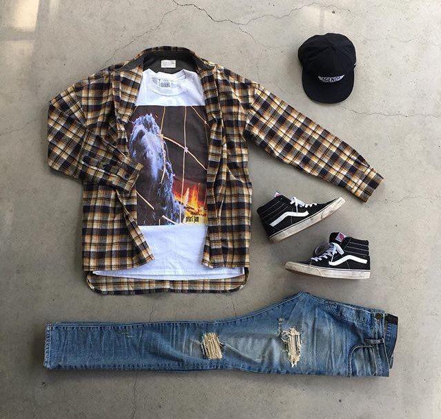 ** Streetwear ** posted daily   instagram.com/threadsnation    @lvlyrvttvr