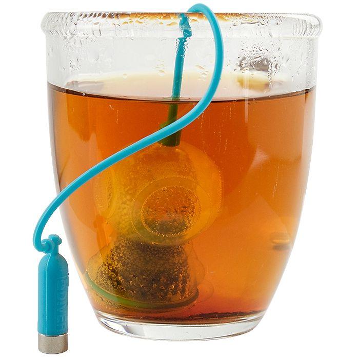 Tea Diver - Tee-Taucher - Tee-Ei