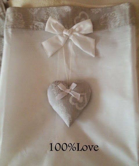 100%LOVE: Shabby coordinato