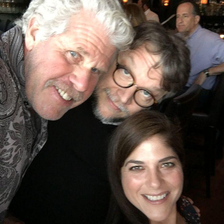 Are Guillermo Del Toro, Ron Perlman, And Selma Blair Secretly Plotting To Still Make Hellboy 3?