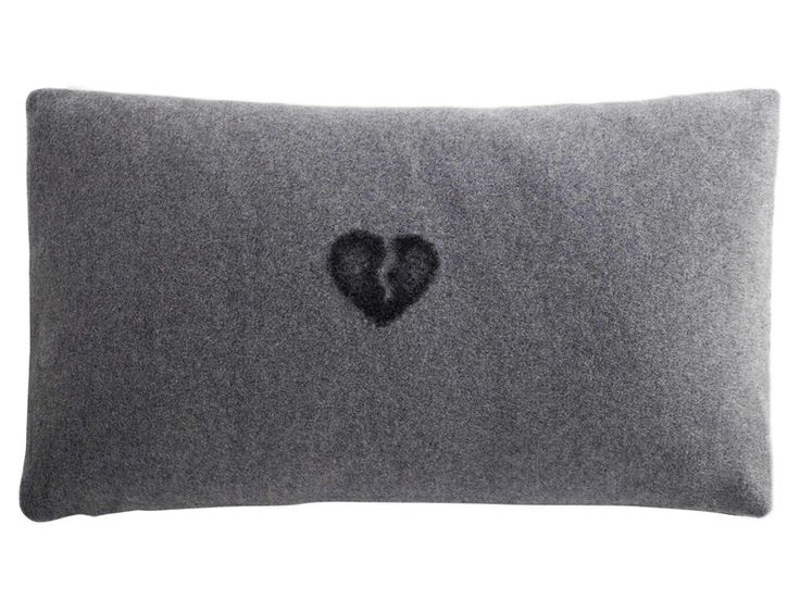 Broken Hearts Club Pillow