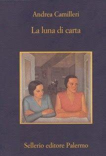 I miei libri... e altro di CiBiEffe: Andrea Camilleri - La luna di carta