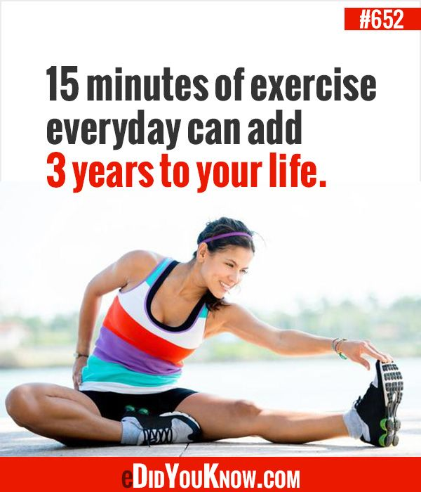 Fun Facts About Exercise And Fitness | Fitness and Workout