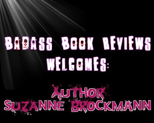 Interview with author Suzanne Brockmann