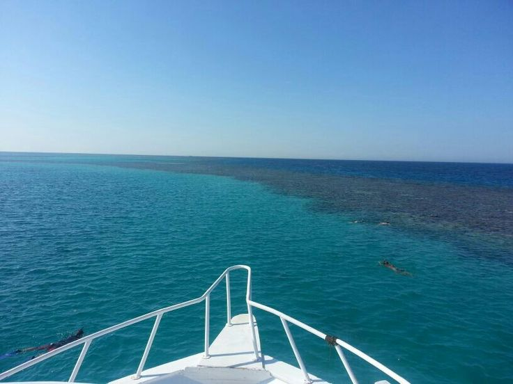 Somewhere on Red Sea :)