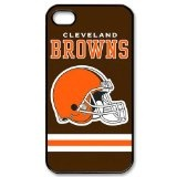 NFL Cleveland Browns iPhone 4/4s Cases Browns logo
