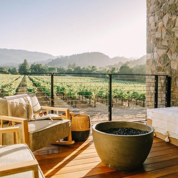 25 Escapes That Prove Adventure is the Greatest Gift of All | Las Alcobas Napa Valley