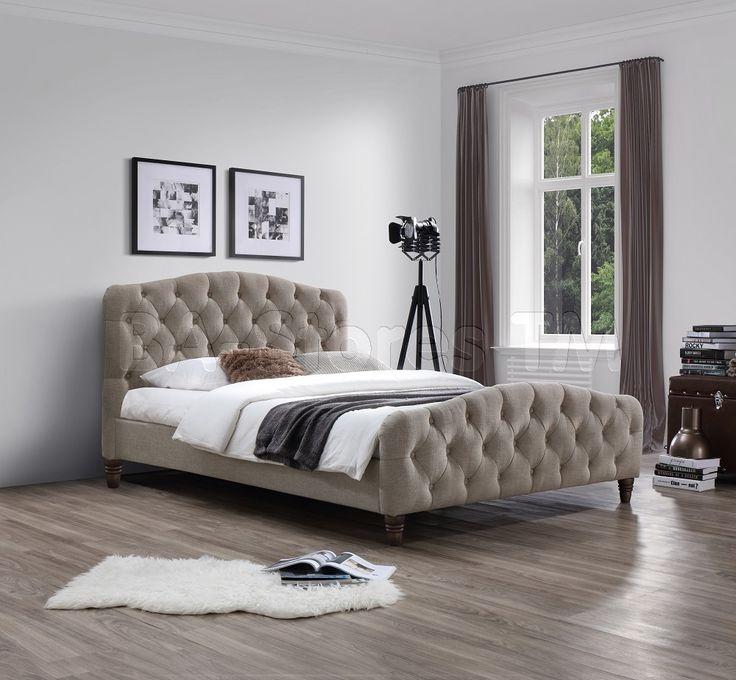 Ju0026M Furniture Sandra Queen Platform Bed 35