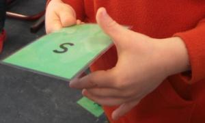 Spel om de letters te automatiseren