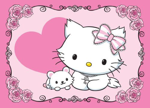Sanrio Charmmy Kitty and Sugar