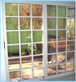 Las 25 mejores ideas sobre puerta ventana de aluminio en - Puertas de entrada metalicas precios ...