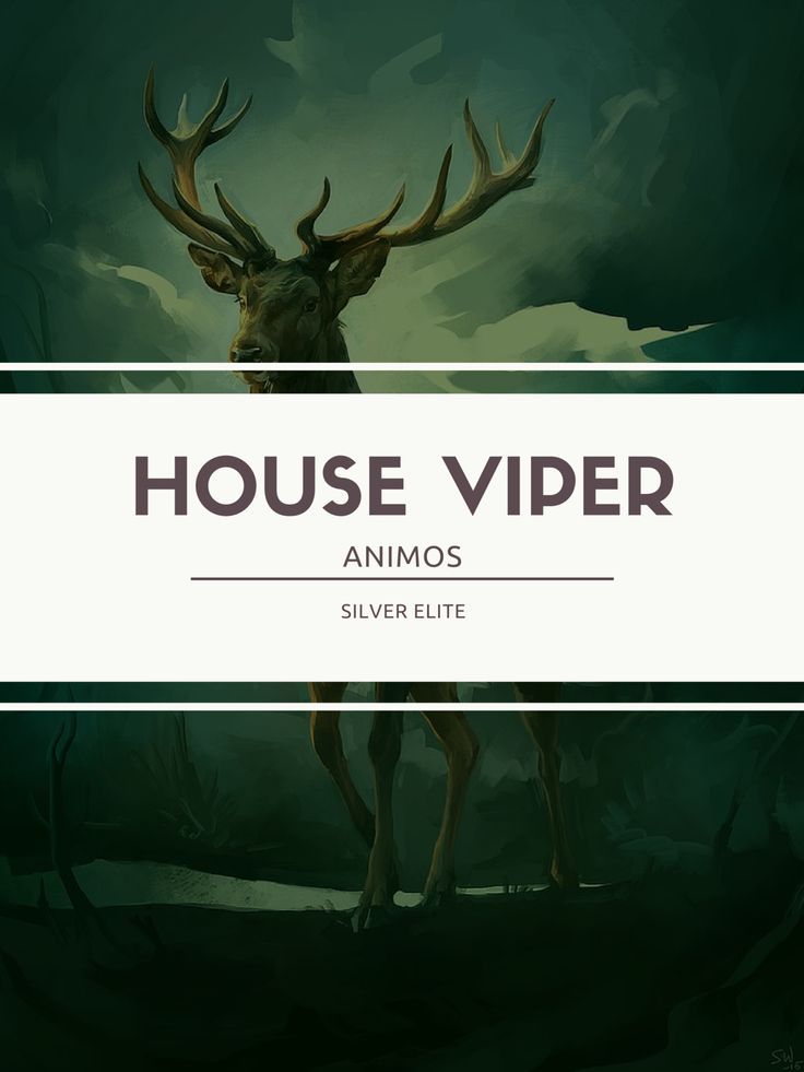 House Viper ✤ Red Queen (Victoria Aveyard)