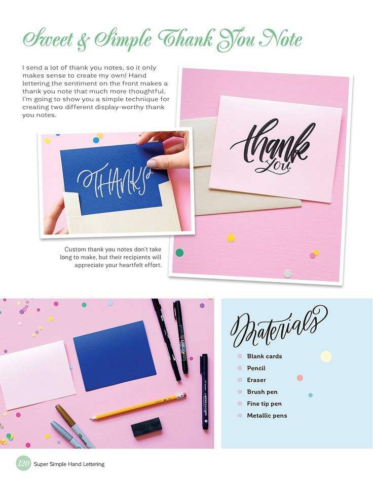 Super Simple Hand Lettering 20 Traceable Alphabets Practice Sheets /& More! Easy Projects