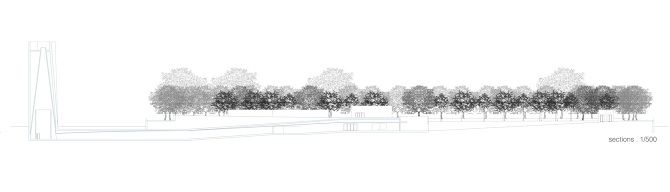 MH17 memorial and park Amsterdam 2015 - competiton