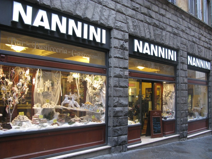 Tuscany, Siena (province), Siena (town) ~ more delicacies.