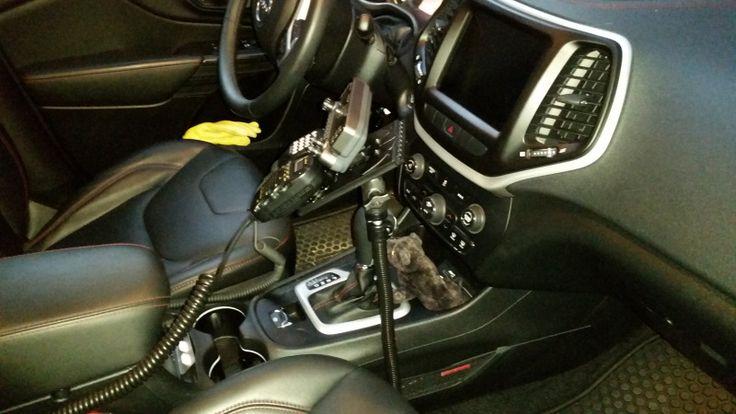 New Ham Radio And Cb Installation 2014 2015 Jeep