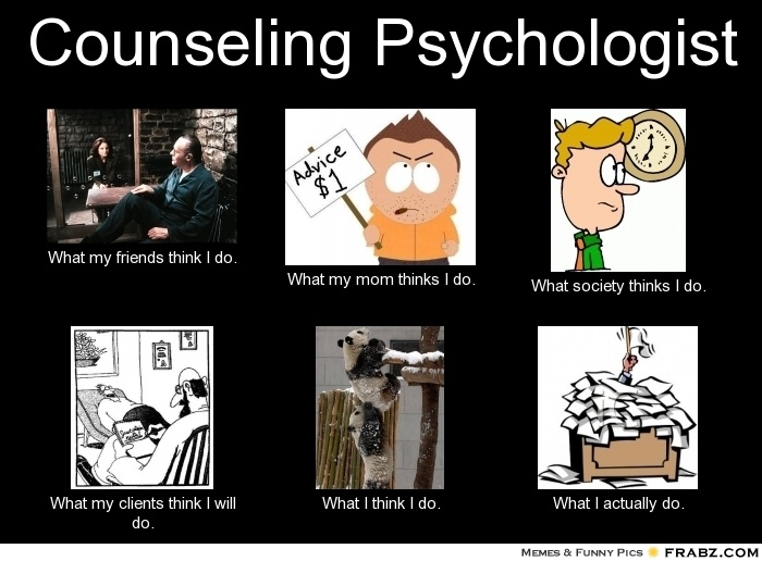 counseling and psychology Counseling psychology is a psychological specialty that encompasses research  and applied work in several broad domains: counseling process and outcome.