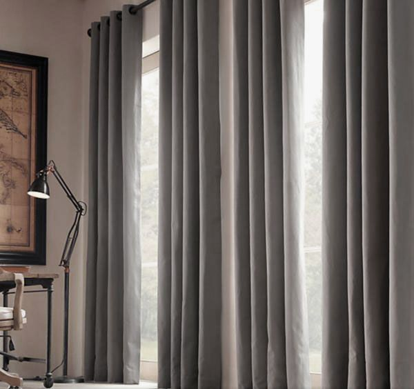 Contemporary curtain ideas modern curtains ideas for 3 window curtain design