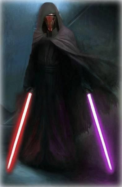 darth revan, An infamous Lord of the Sith and fallen Jedi General, Revan's story is one of the most twisted and epic of all Star Wars lore.