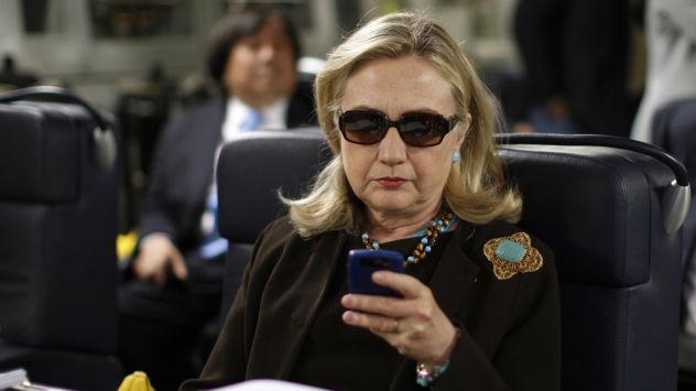 """They also targeted Clinton herself, but """"she did not fall for the password reset trick."""""""