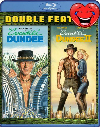 """#checkitout #Crocodile Dundee: Paul Hogan's hilarious, endearing performance made """"Crocodile"""" Dundee the biggest box-office comedy smash of 1986 as a free spirit..."""