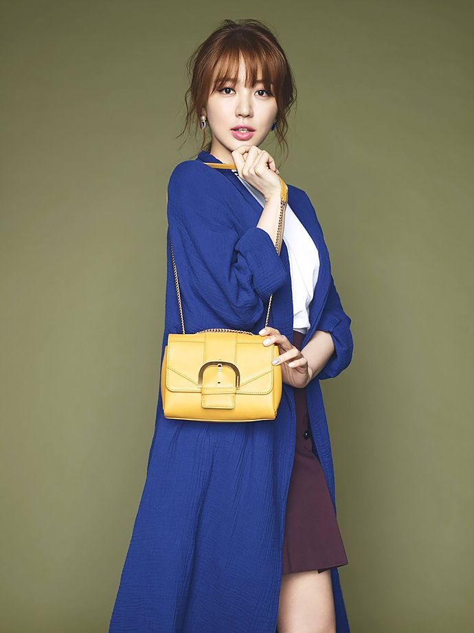 More Of Yoon Eun Hye For Samantha Thavasa's F/W 2015 Campaign | Couch Kimchi