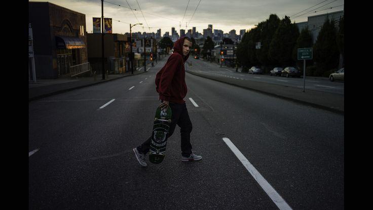 Pj Ladd Skateboarding