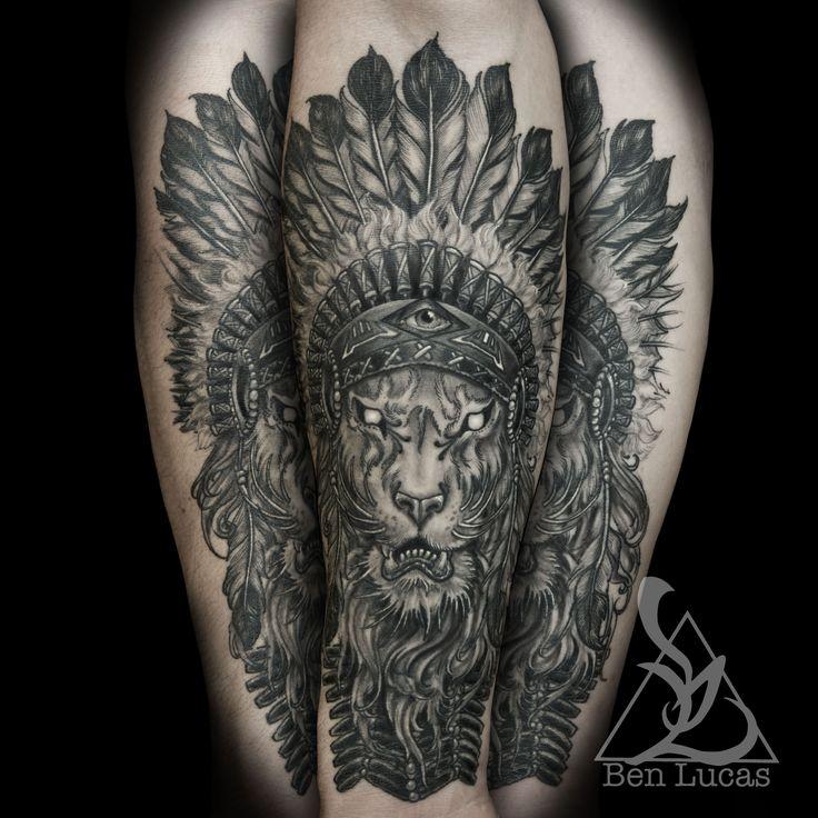 Wolf Headdress Tattoo: Best 25+ Indian Headdress Tattoo Ideas On Pinterest