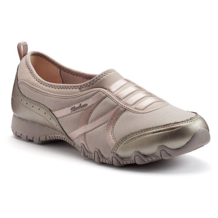 Skechers Relaxed Fit Bikers Satin Dream Women S Slip On Shoes