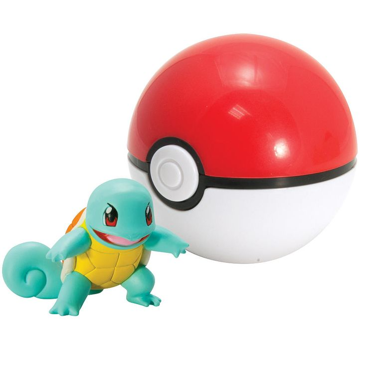Pokedex Toys R Us : Clip n carry™ pokeball™ squirtle tomy toys quot r us