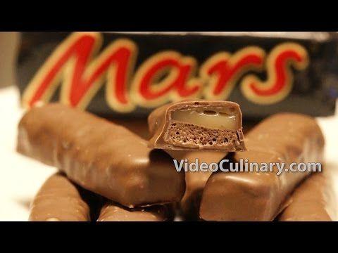 GIANT MARS BAR / MILKY WAY RECIPE How To Cook That Ann Reardon - YouTube