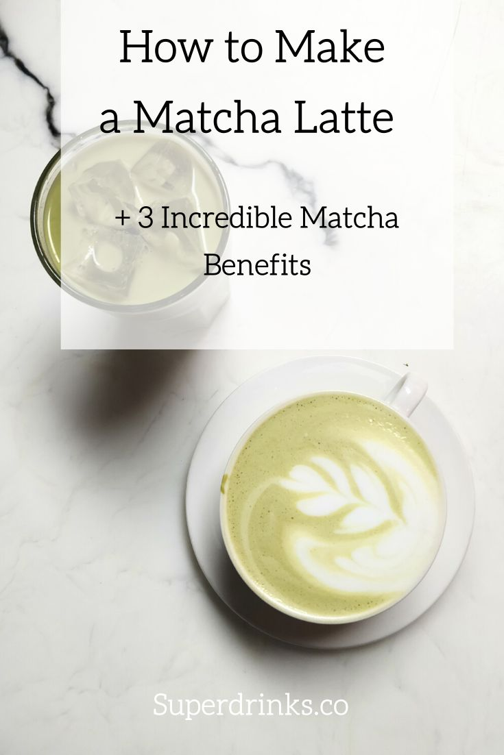 For nearly 1,000 years, matcha benefits have been revered by Zen Buddhist Monks, Samurai warriors and nowadays Western h…