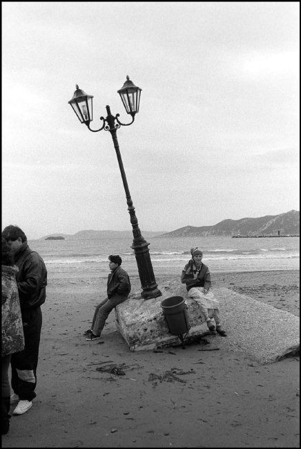 by Nikos Economopoulos Southern Peloponnese, Greece, 1991.