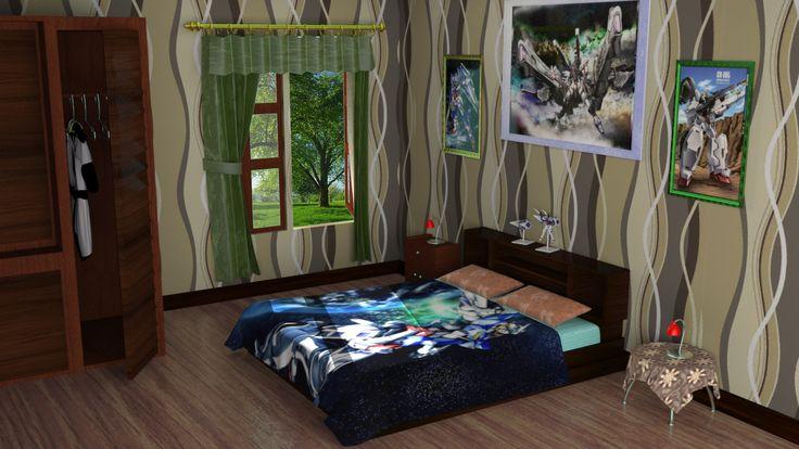 Modelling Interior Design