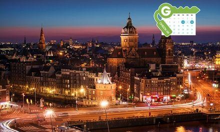 Amsterdam studio. De studio's en appartementen hebben een eigen keuken en liggen verspreid over de stad maar altijd op loopafstand van bezienswaardigheden.